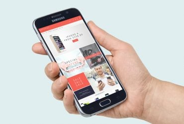 Free OpenCart Theme – Quick and Easy Start for Mobile Shop
