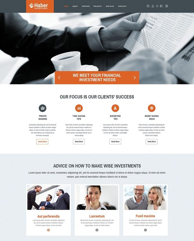 check hot trends in may best selling website templates