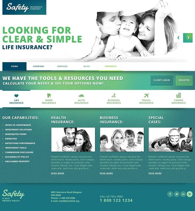 Check Hot Trends in May Best-Selling Website Templates