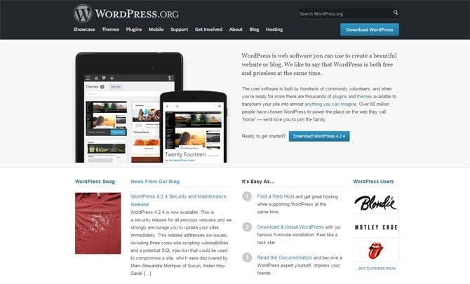how to create a blog on wordpress 2015