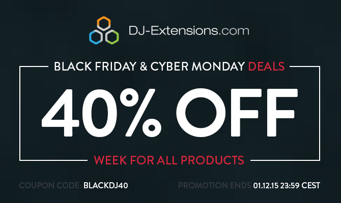 Thanksgiving day black friday cyber monday 5 days of immense browse extensions and find best deal for you ps remember that when youre renewing or extending your subscription you get automatic extra 25 discount fandeluxe Choice Image