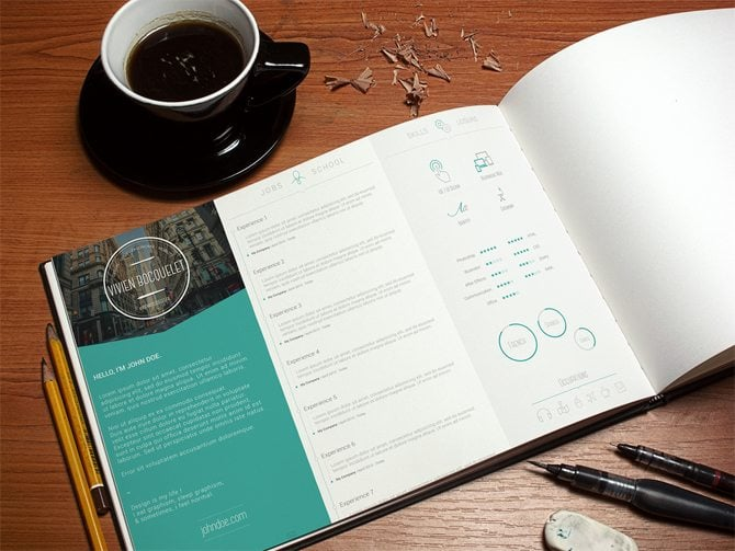 Best S Creative ResumeCV Templates Printable DOC - Resume templates to print for free