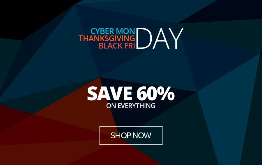Thanksgiving day black friday cyber monday 5 days of immense by alex bulataccesstime 2 years ago chatbubbleoutlineleave a comment fandeluxe Choice Image