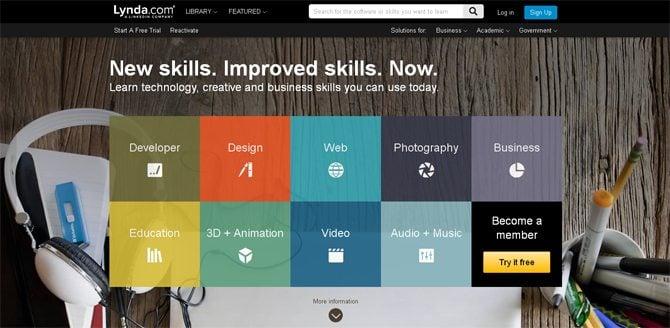 best online website design courses