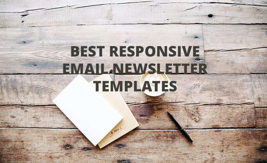 20 responsive email newsletter templates monsterpost 20 responsive email newsletter templates spiritdancerdesigns Images