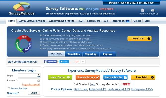 30 low cost and free customer satisfaction survey tools