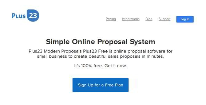 Save  Hours A Week On Proposal Creation