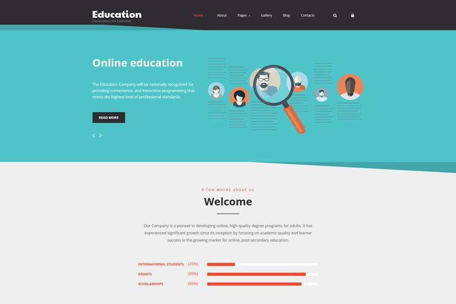 Education Joomla Templates How to Ð¡hoose the Best Education Joomla Template for Your Site? - MonsterPost