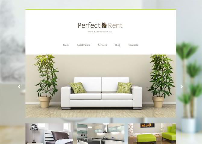 Perfect-Rent-WordPress-Theme