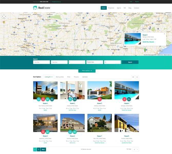 Real-Estate-Agency-Responsive-WordPress-Theme