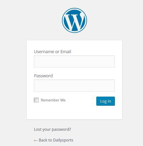 Wp Login: How To Change Login Logo With Yours?