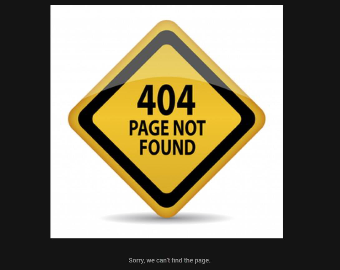 Thesis custom 404