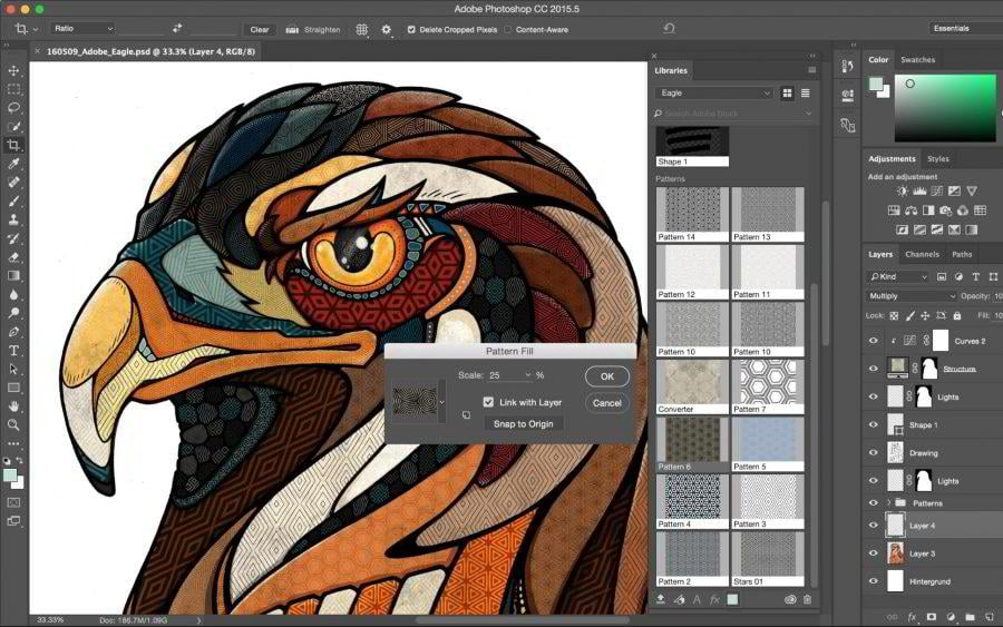 How to use Photoshop CC 15.5