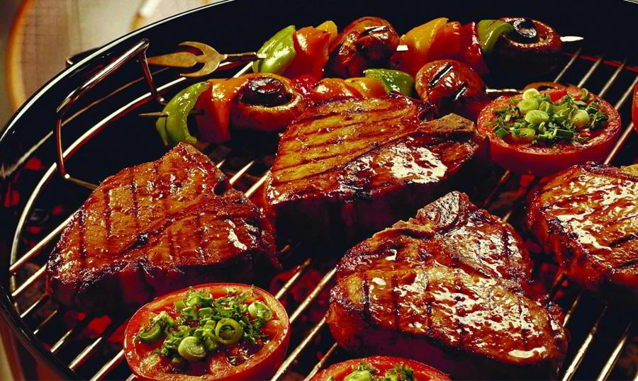 Templates For Bbq And Grill Restaurants Yummy Bbq Recipes