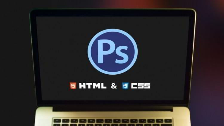 how to design websites in photoshop
