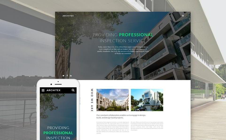 Premium architecture html templates