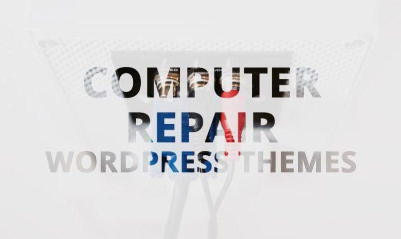 10 Best Computer Repair WordPress Themes Designed - MonsterPost