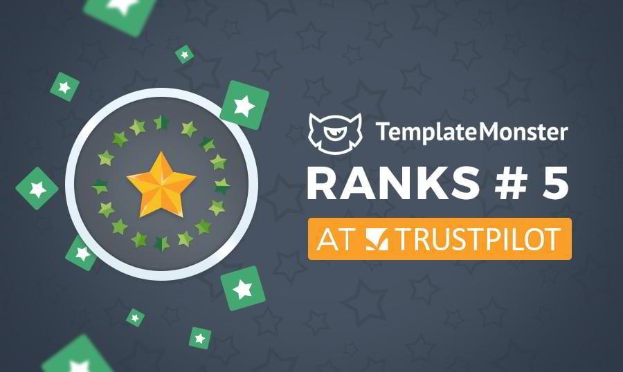 TemplateMonster rating