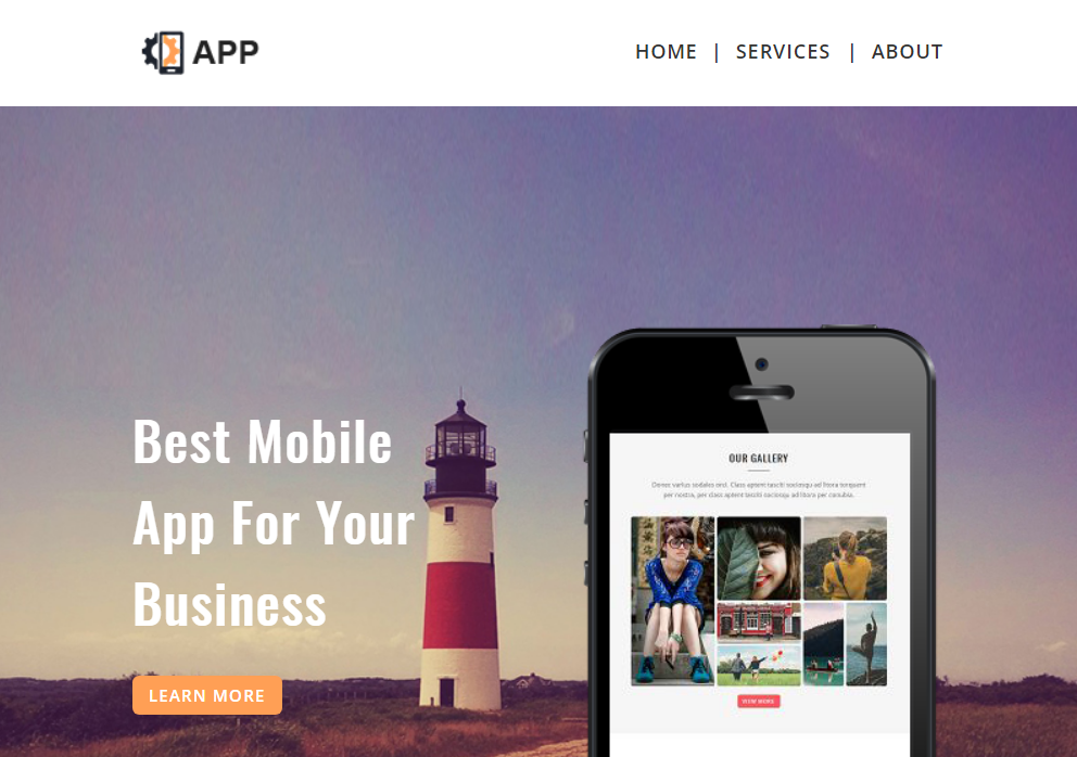 APP - Multipurpose Responsive Newsletter Template