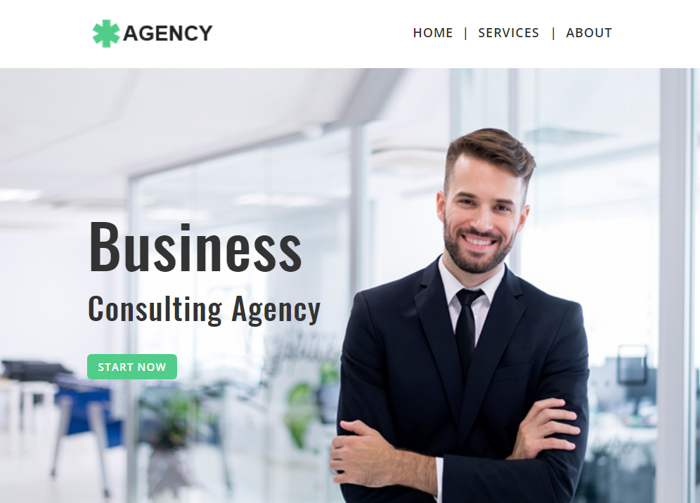 Agency - Multipurpose Responsive Newsletter Template