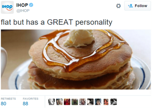 social media mistakes made by big brands: an IHOP example
