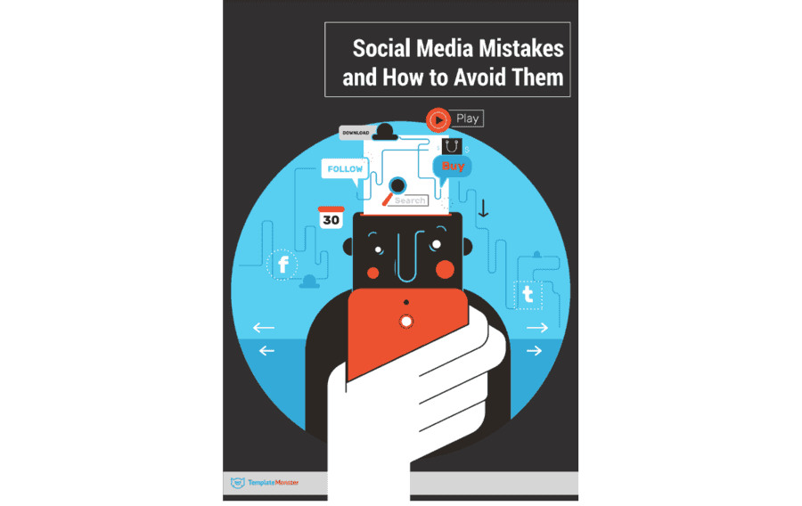 Social Media Mistakes and How to Avoid Them Book Cover