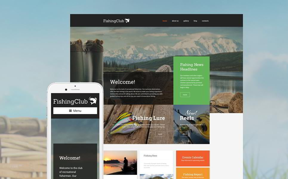 15+ Best Parallax WordPress Themes - MonsterPost