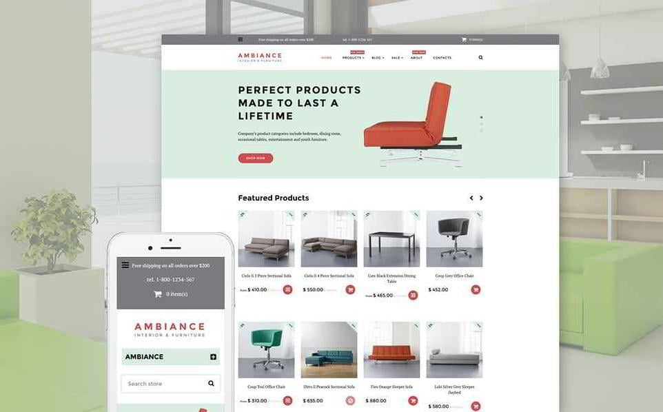 the best shopify themes 2016 monsterpost. Black Bedroom Furniture Sets. Home Design Ideas