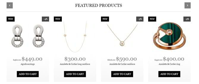 jewelry-shopify-theme-product-carousel