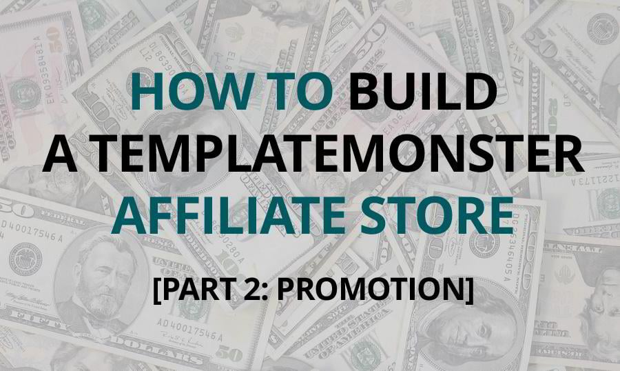 are you a member of templatemonster affiliate program use this