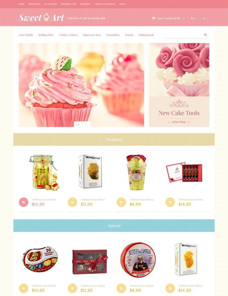 bakeware-store-opencart-template