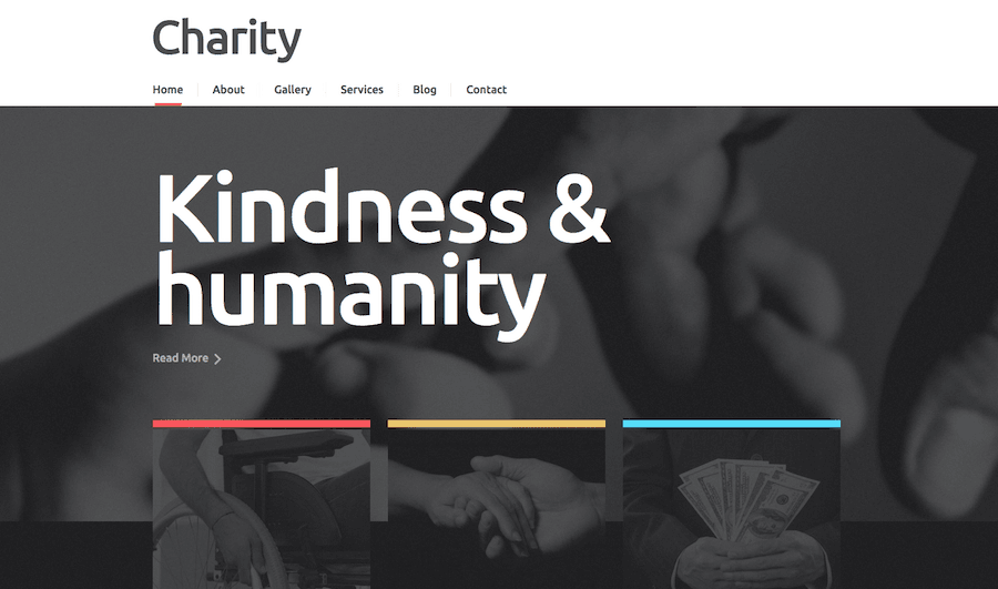 charity-responsive-wordpress-theme