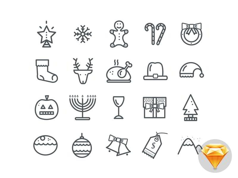 20-christmas-icons-sketch-freebie-by-maximlian-hennebach