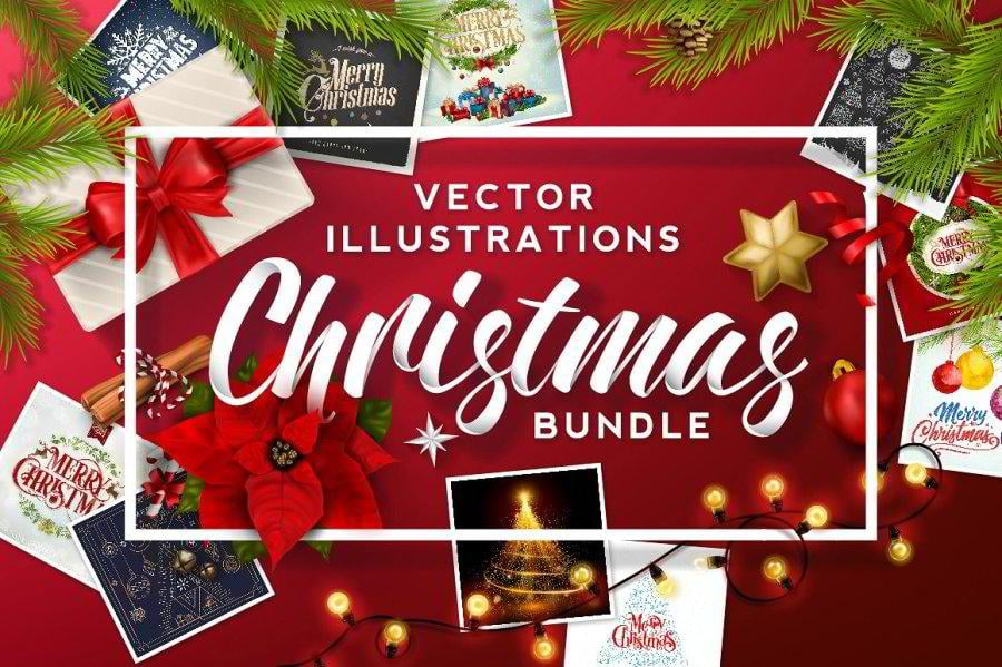 30 Awesome Graphic Design Deals For Christmas And New Year 2017