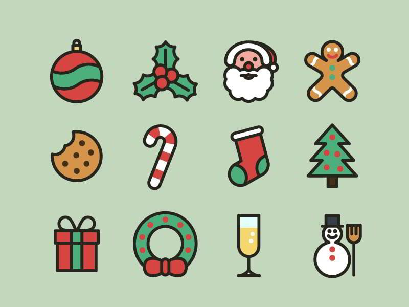 christmas-icons-full-set-free-download-by-daniele-de-santis
