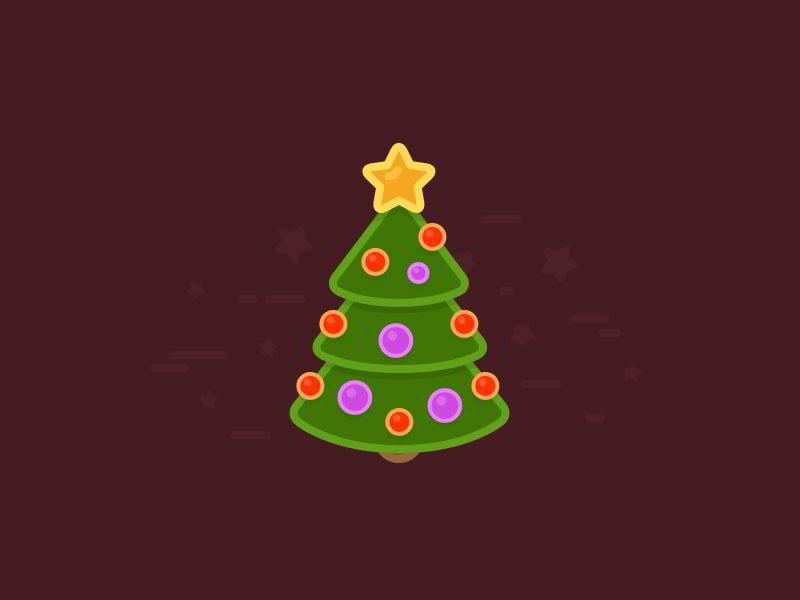 christmas-tree-sketch-freebie-by-roman-wagner