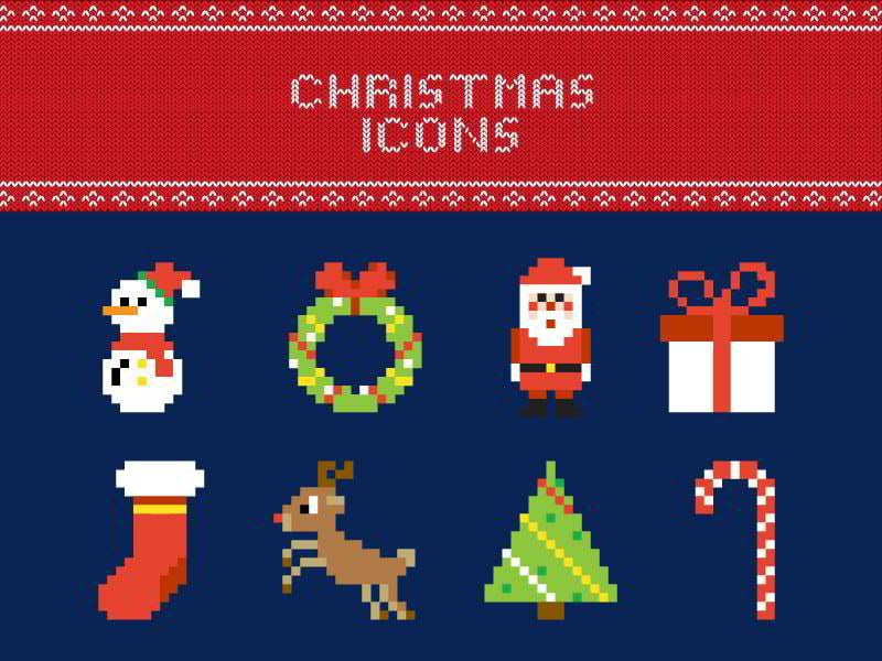 free-pixel-christmas-vector-icons-by-anna-sereda