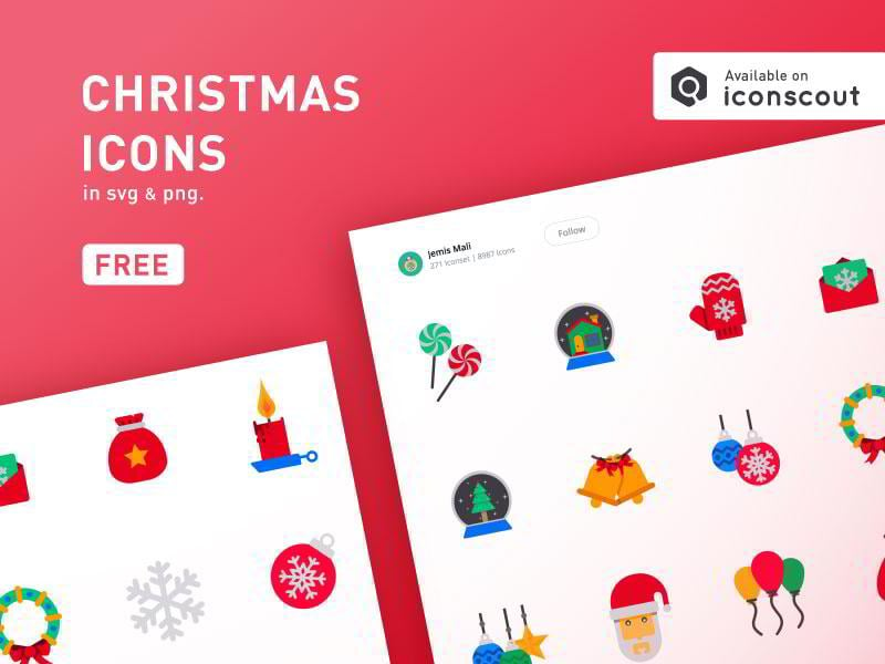flat-christmas-icons-by-iconscout