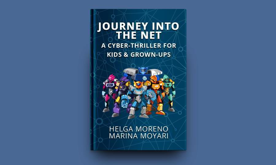 d0cc50052 Journey Into the Net  A Cyber-Thriller for Kids   Grown-Ups - free book