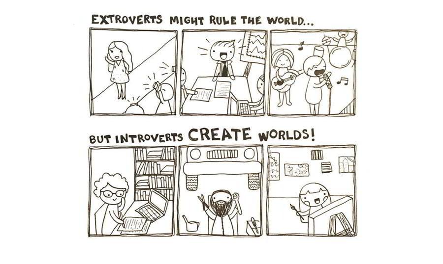 Как быть успешным интровертом