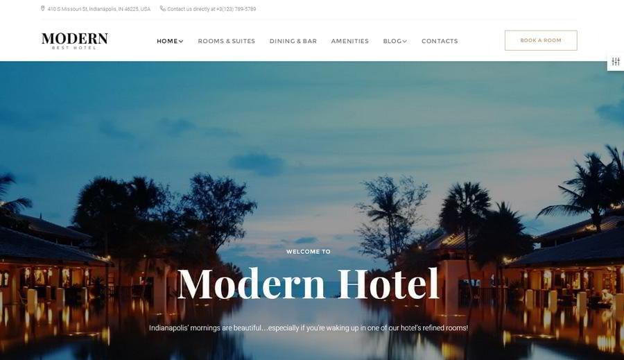 monstroid2-hotel