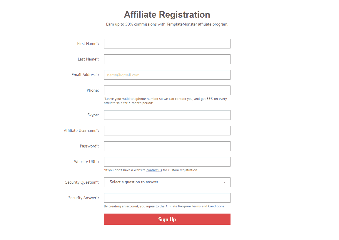 how to get the most of affiliate programs long and uncut guide once you signed up and confirmed your e mail address you will be able to generate your own referral link it will help us to determine that the has