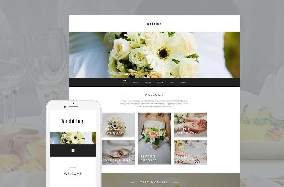 5 Startup Ideas to Create a Wedding Website with MotoCMS