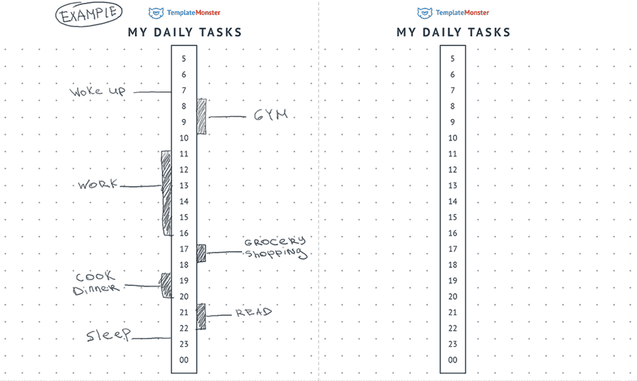 10 Free Printable Planners Take Control Of Your Life Monsterpost
