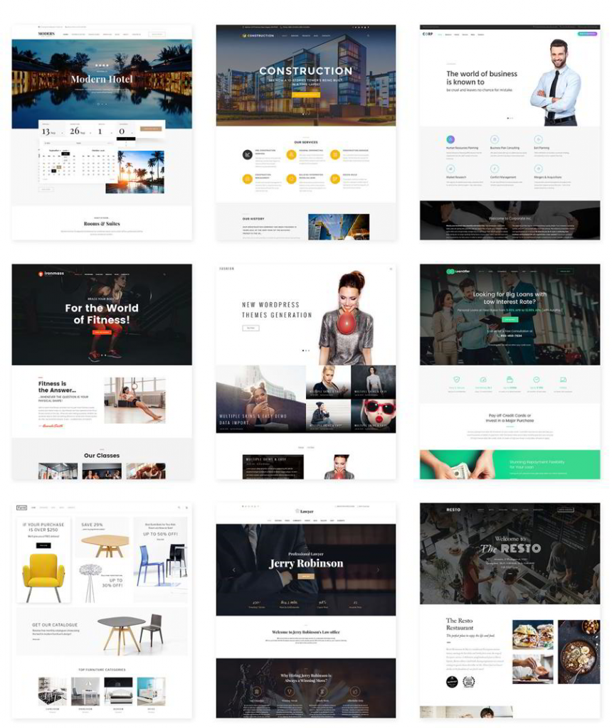 How to create a website in 2018 ultimate guide monsterpost this is pretty simple it really is beautiful if you do not believe me feel free to check out our catalog of the premium wordpress themes and youll see maxwellsz