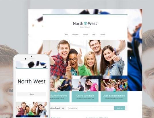 North West WordPress Theme