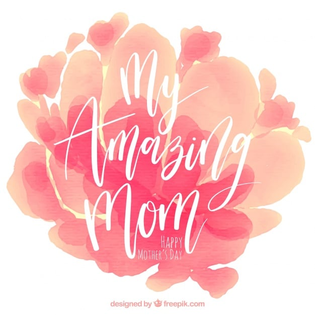 Freebie Mothers Day Flyer Template Design: Mother's Day Web Design Freebies: Greet Her The Way She