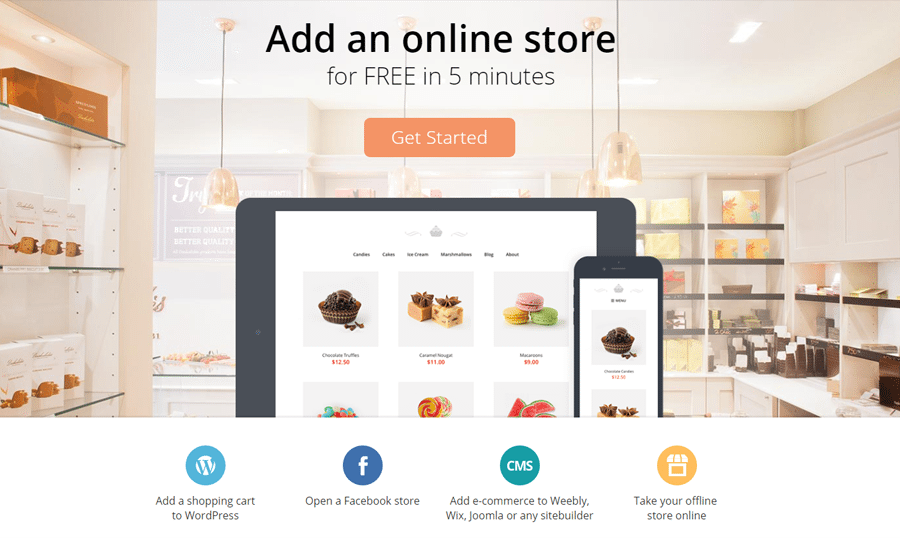 Ecwid: The Online Store That Adapts to Any Template