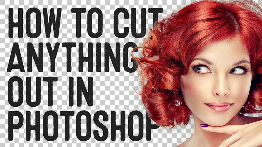 how to cut out in photoshop tutorial