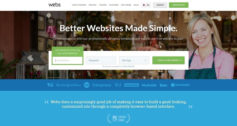 Motocms Vs Weebly Vs Webs Choosing A User Friendly Website Builder